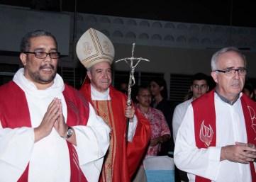 Preside el Cardenal de Santo Domingo