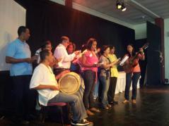 Canto de los profesores del Calasanz-San Eduardo