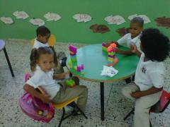Niños de Pueblo Bávaro