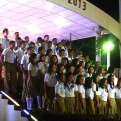 La promoción del Colegio Calasanz de León