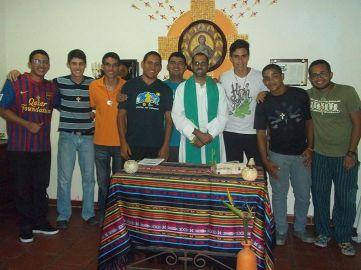 Prenoviciado Barquisimeto: septiembre 2013