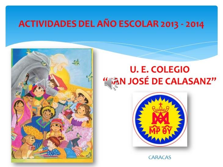 ACTIVIDADES DEl  CURSO ESCOLAR 2013-2014 (1) [Autoguardado] [Autoguardado]