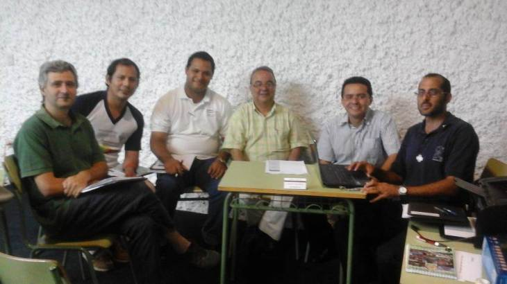 comisión formación incial