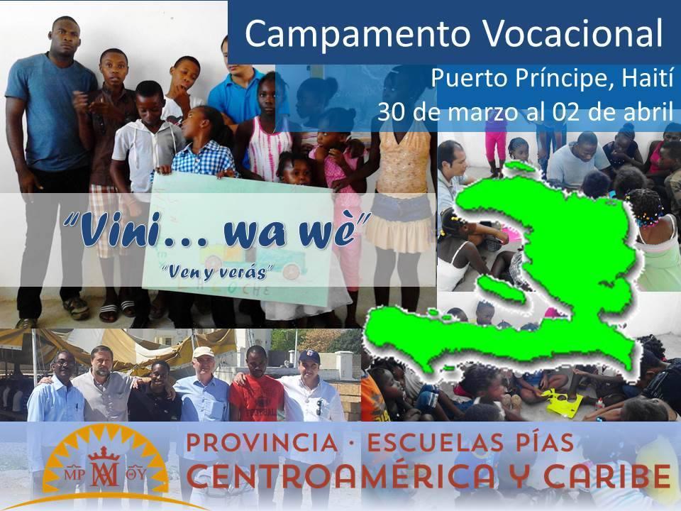 campamento vocacional