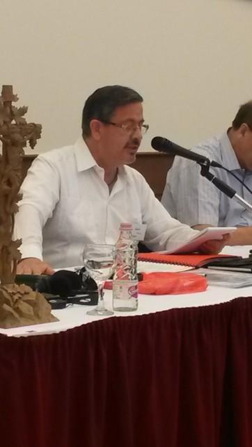 P. Sergio Fernando