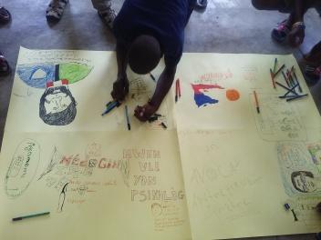 S. Santa Haití. (15)