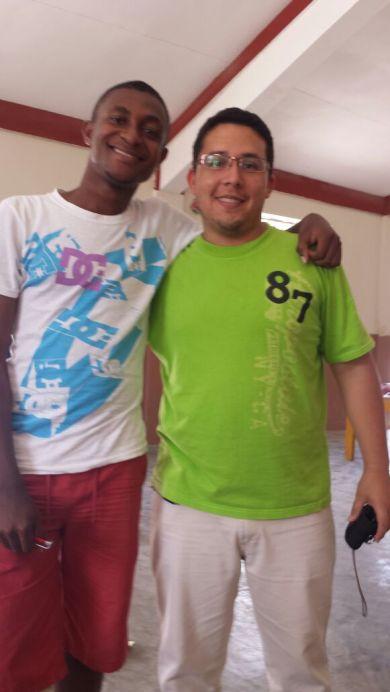 S. Santa Haití. (7)